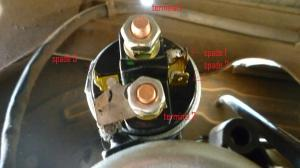 TheSamba :: Vanagon  View topic  fot where starter cables go?