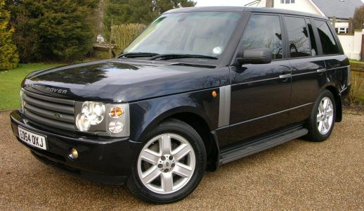 Land Rover Range Rover Vogue (L322)