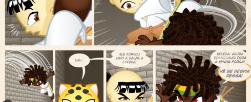 S02E20 - O segredo da Capoeira