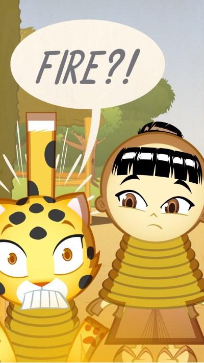 Samurai Boy: the boar thief teaser 02