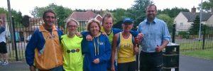 Beginners Running in Staffordshire