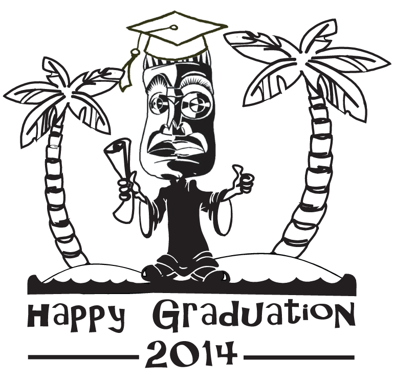 Sandbar Graduation Pint Glass 2014 | www.thesandbar.com