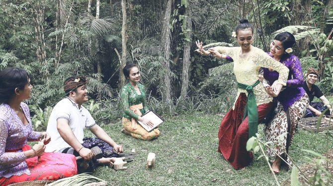 Balinese Activity
