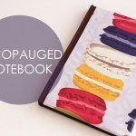 Decoupaged Notebook – How To