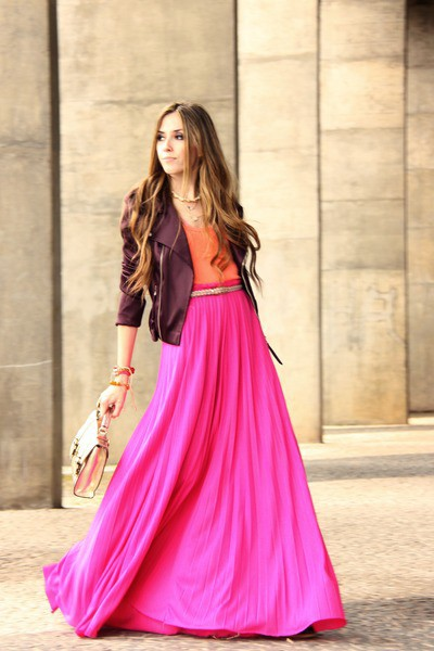 maxi-skirt-with-leather-moto-jacket