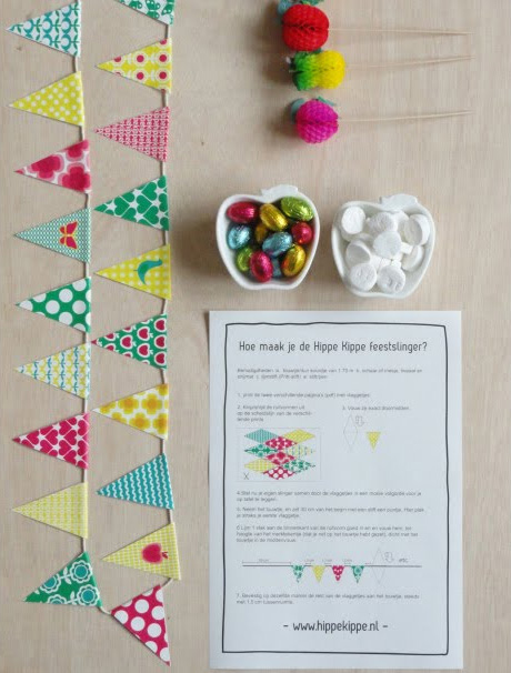 paper-bunting