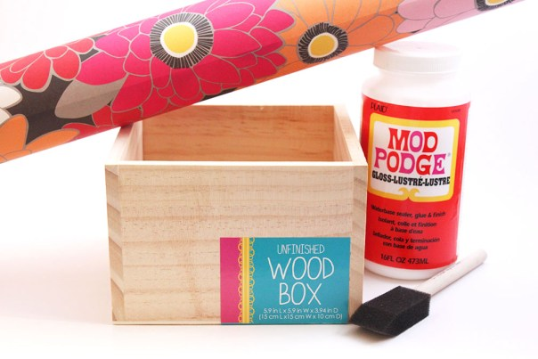 decoupage-wood-box-supplies