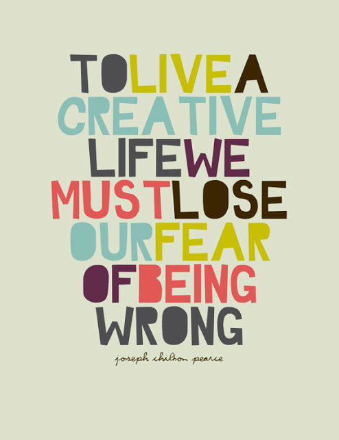 to-live-a-creative-life-we-must-lose-our-fear-quote