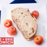 Apple & Brie Sandwich