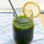 Apple & Kale Green Juice