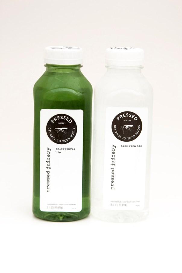 Juice Cleanse waters