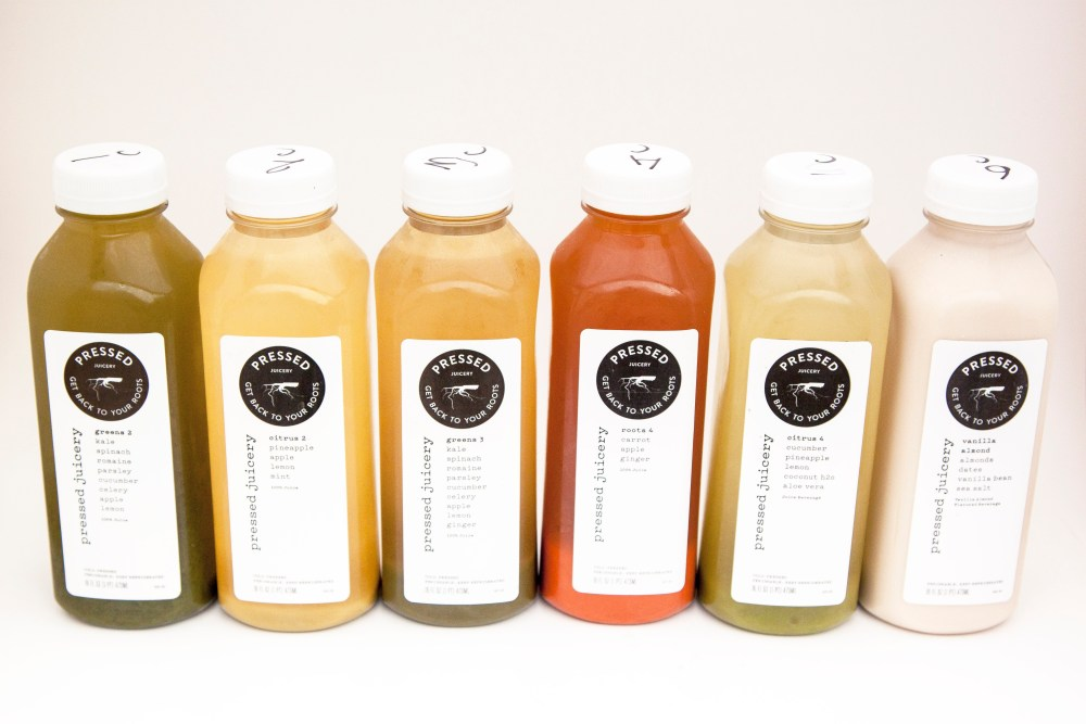 Juice Cleanse: Cleanse 2 at Pressed Juicery