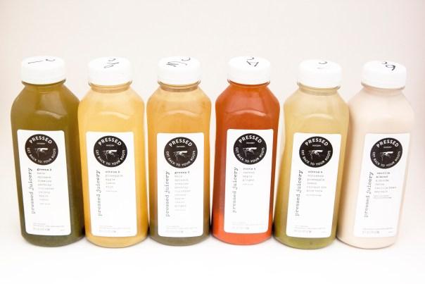 Juice Cleanse: Cleanse 2 at Pressed Juicery