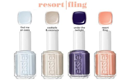 Resort Fling Essie Spring 2014