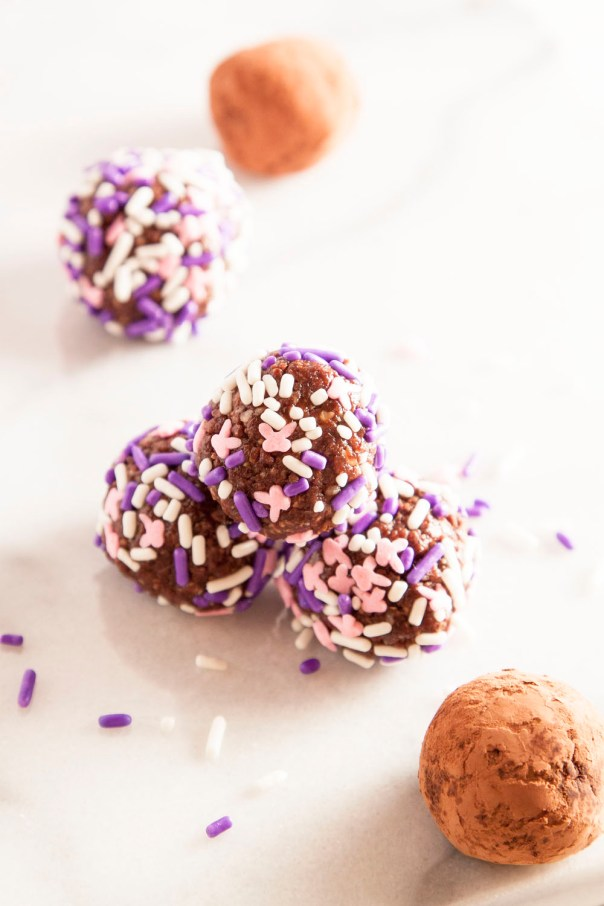 Chocolate Peanut Butter Powerballs