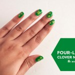 Four-Leaf Clover Nails