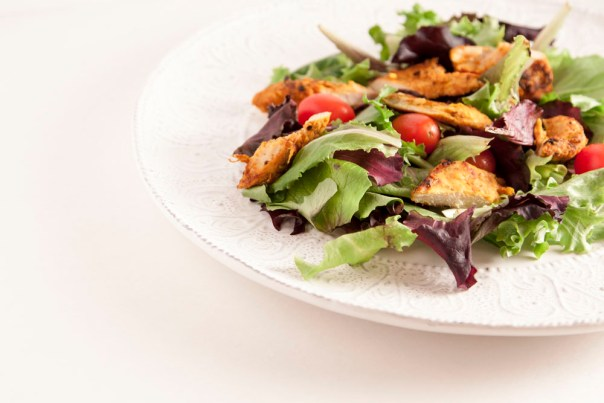 Tandoor Chicken Salad