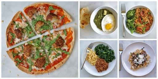 5 Trader Joe's Meals