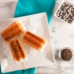 Thai Iced Tea Popsicles