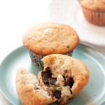 Chocolate Chunk Muffins & A Giveaway