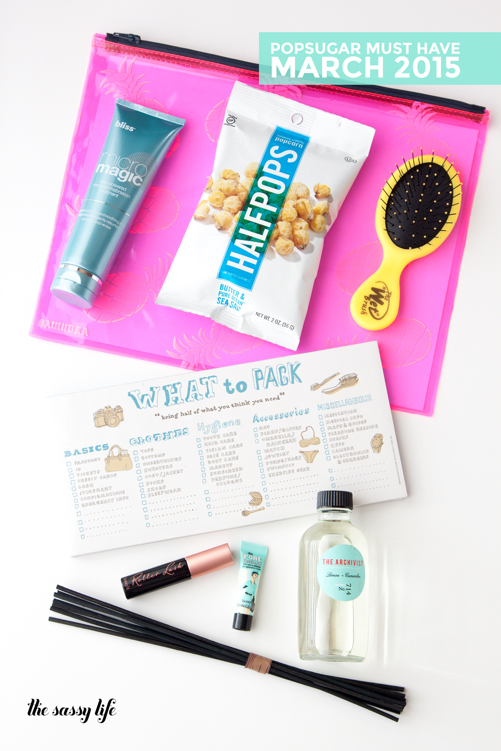 Popsugar Must Have, March 2015