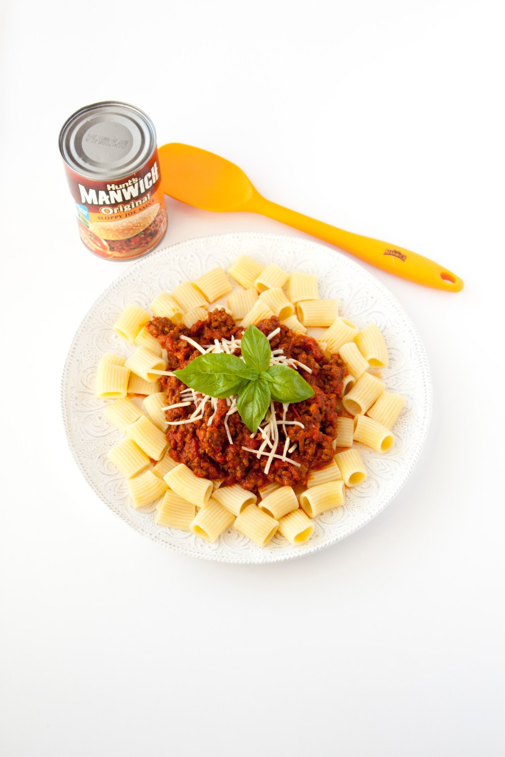 Easy Beef Bolognese - Manwich Products