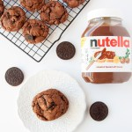 Nutella + Oreo Cookies