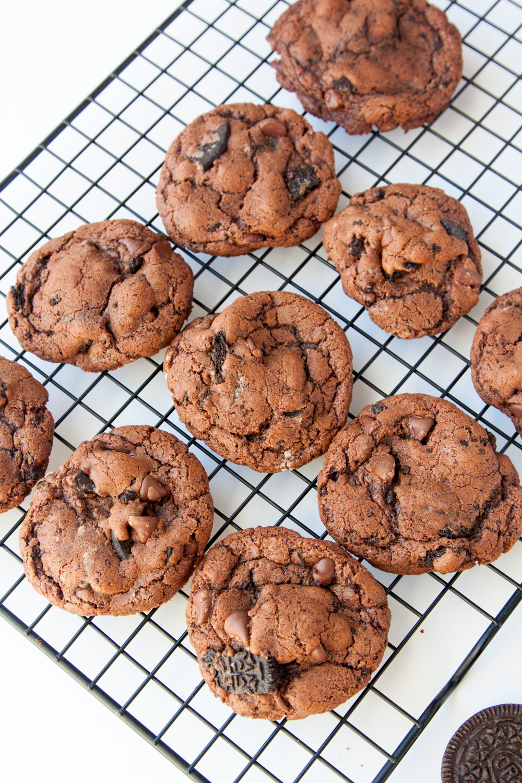 Nutella + Oreo Cookies