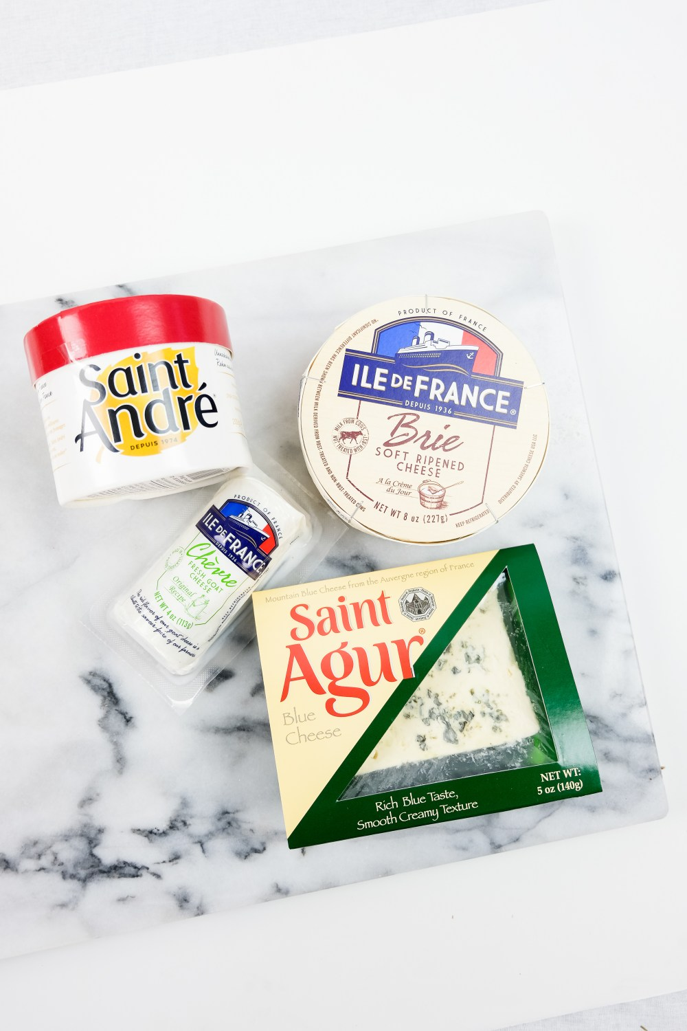The Easy Way To Build The Perfect Cheeseboard // Ile De France Cheese