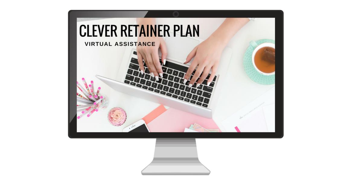 virtual assistance retainer plan