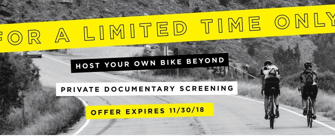 Beyond Type 1 Bike Beyond Documentary is OUTSTANDING!