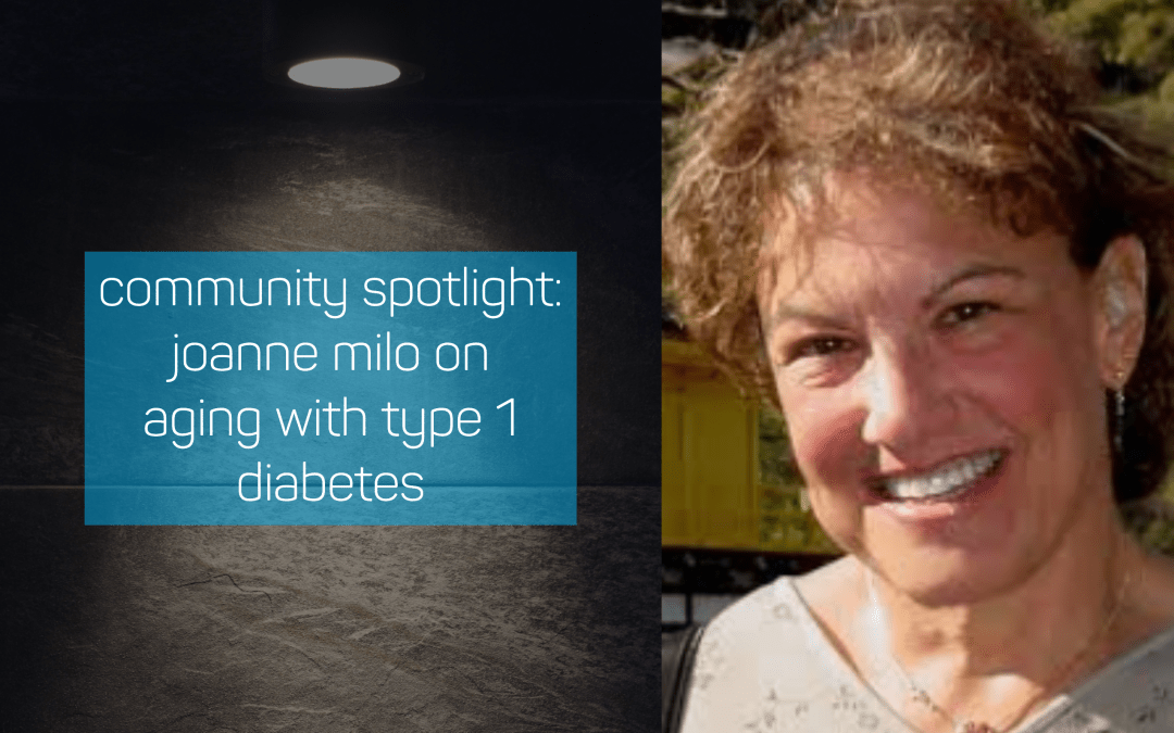 Savvy in the News!  Bigfoot Biomedical Spotlight: Joanne Milo on Aging with Type 1 Diabetes
