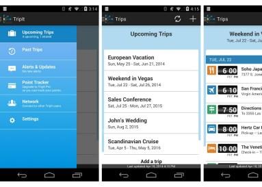 trip it travel app