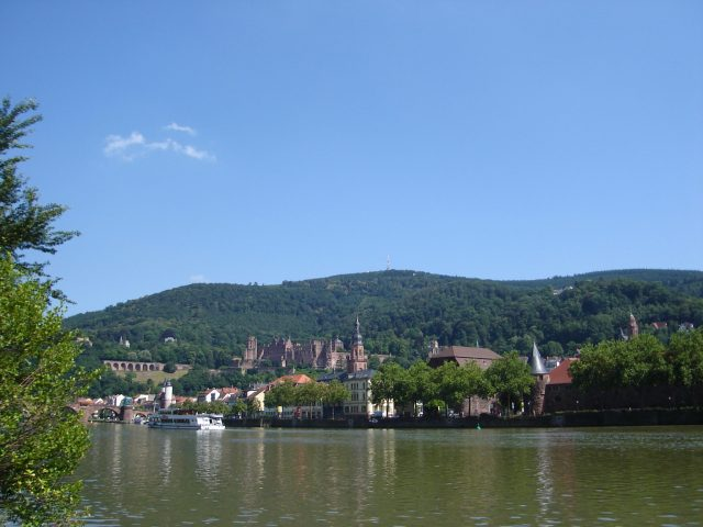 Heidelberg is one of the most underrated cities in Germany