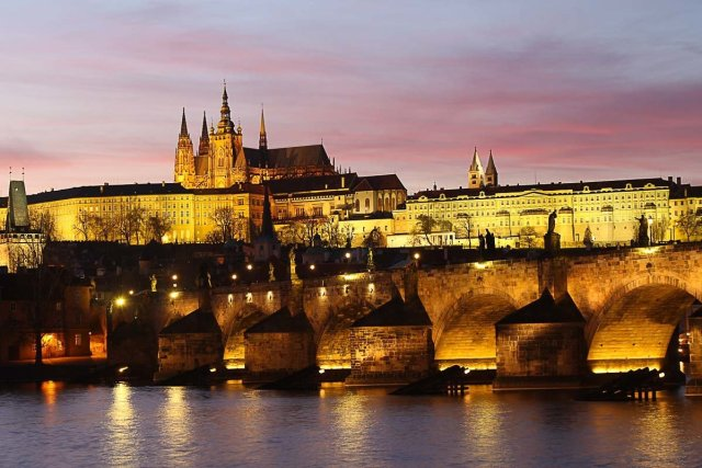 Most Beautiful cities in Europe - Prague
