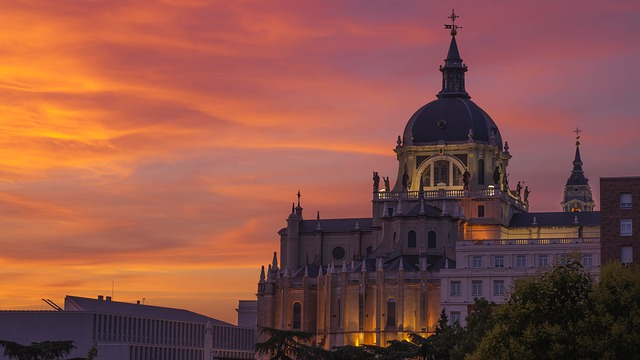 madrid is one of the most beautiful cities in Spain