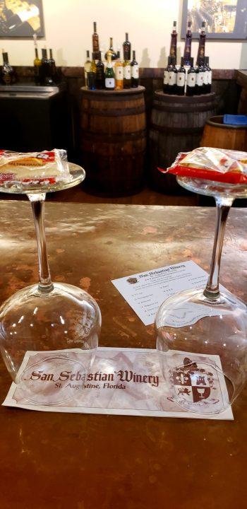 San Sebastian Winery weekend in st augustine itinerary travel blog