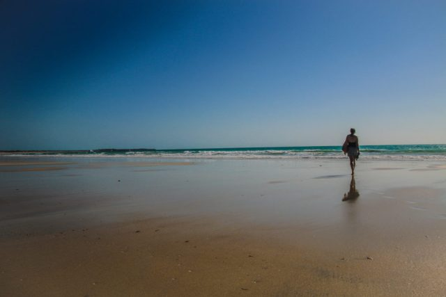 Cable Beach near Broome is a stop on one of the best road trips in Australia