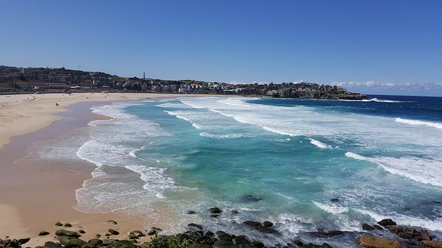 bondi beach 2 days in sydney