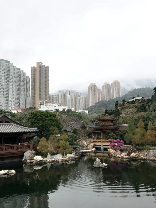 chi-lin-nunnery-36-hours-in hong kong itinerary blog