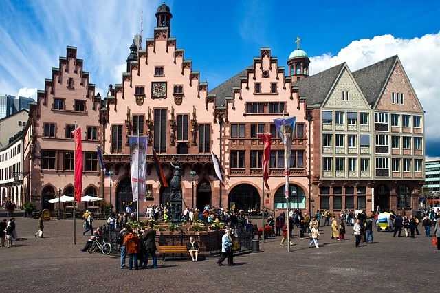one day in frankfurt itinerary