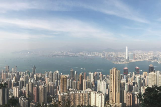 the peak 24 hours in hong kong itinerary travel blog
