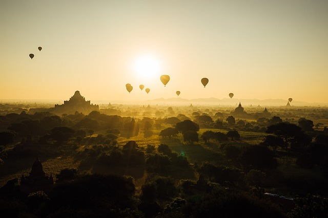 Bagan, Myanmar is a must on any world travel bucket list