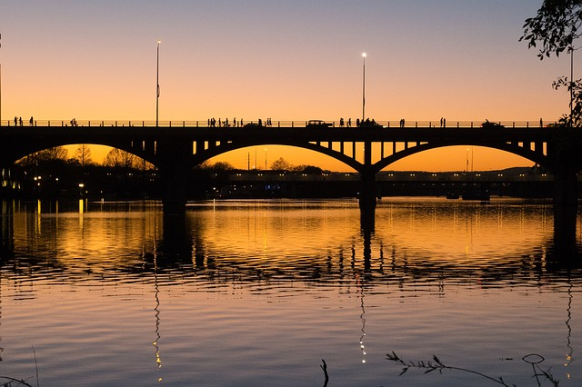 Congress Avenue Bridge Austin in a day