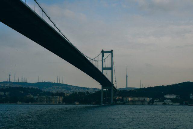Boat Tour Bosphorus weekend in istanbul