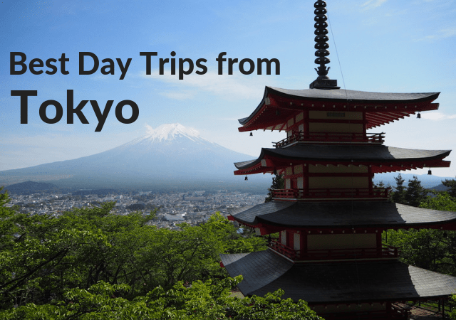 Best Day Trips from Tokyo Japan