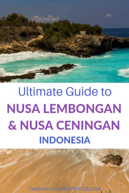 Things to do in Nusa Lembongan & Nusa Ceningan Indonesia