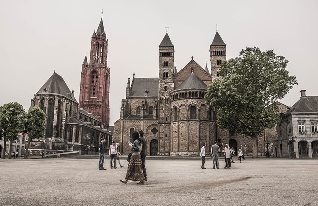 Maastricht is a storybook town