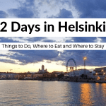 2 Days in Helsinki Itinerary for First Time Visitors