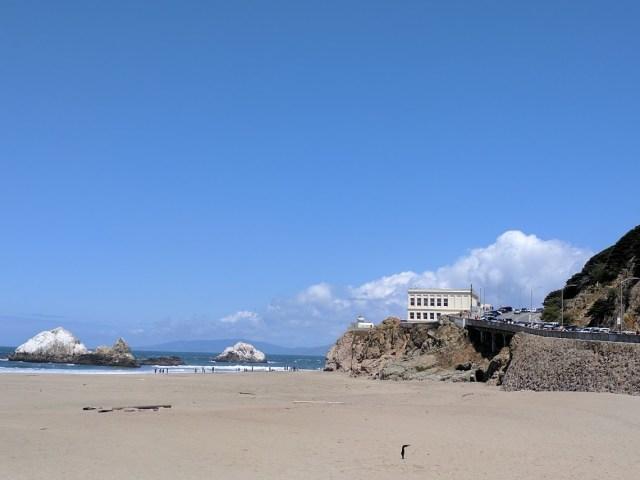 Ocean Beach san francisco itinerary